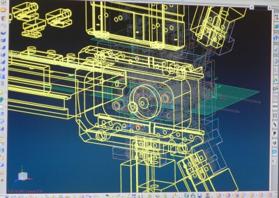 CAD-Monitor