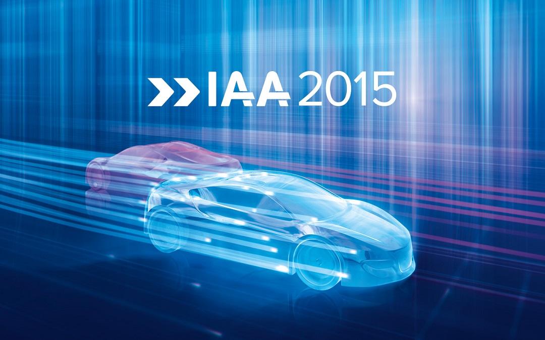 Die Pieron GmbH auf der IAA 2015
