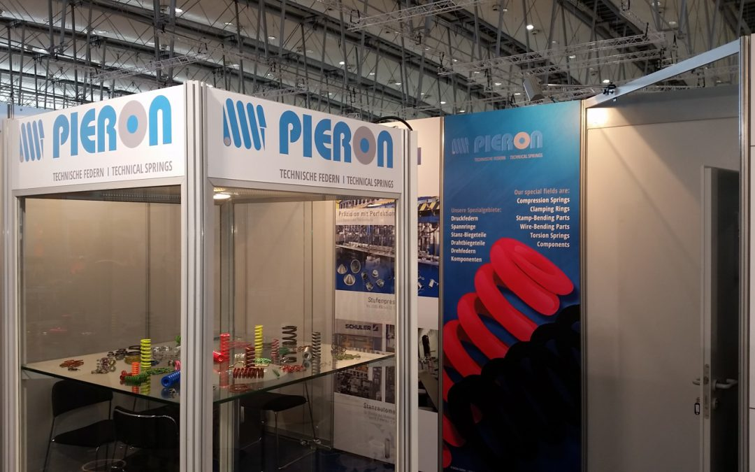 The Pieron GmbH at the Hannover Fair 2016
