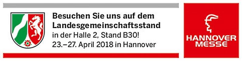 Die Pieron GmbH auf der Hannover Messe 2018